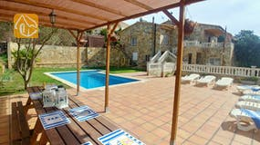 Holiday villa Costa Brava Spain - Villa Zarah - Swimming pool