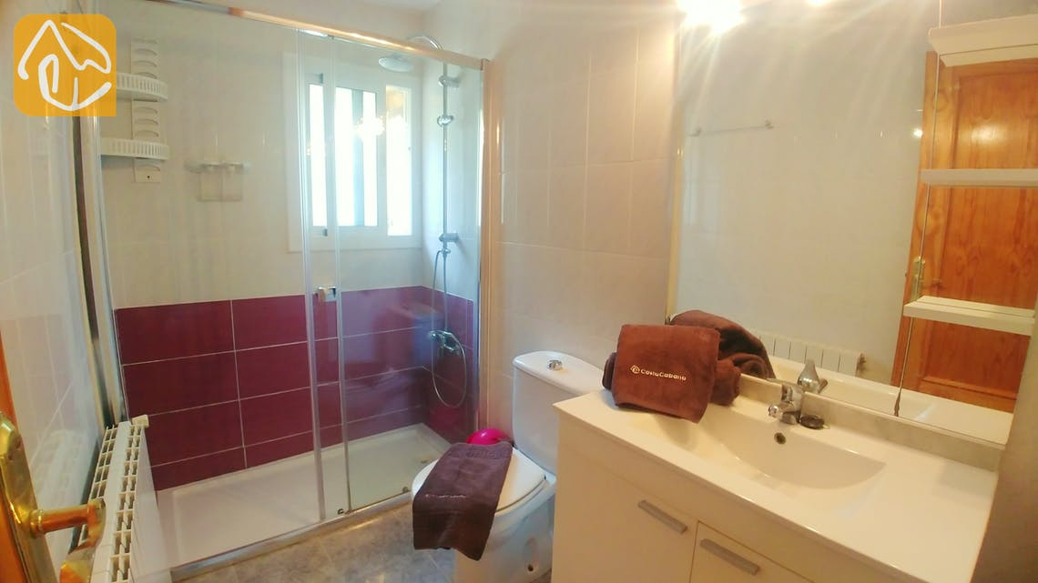 Holiday villas Costa Brava Spain - Villa Zarah - Bathroom