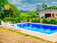 Holiday villas Costa Brava Spain - Villa Tiara - Swimming pool