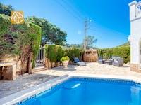 Ferienhäuser Costa Brava Spanien - Villa Maxima - Schwimmbad