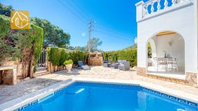 Holiday villa Spain - Villa Maxima - Swimming pool