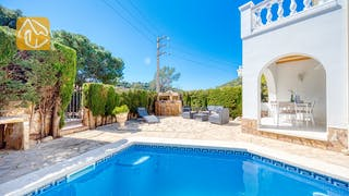 Casas de vacaciones Costa Brava España - Villa Maxima - Piscina