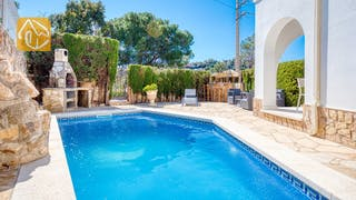 Vakantiehuizen Costa Brava Spanje - Villa Maxima - Zwembad