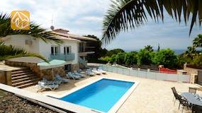 Holiday villa Spain - Villa Vivien - Villa outside