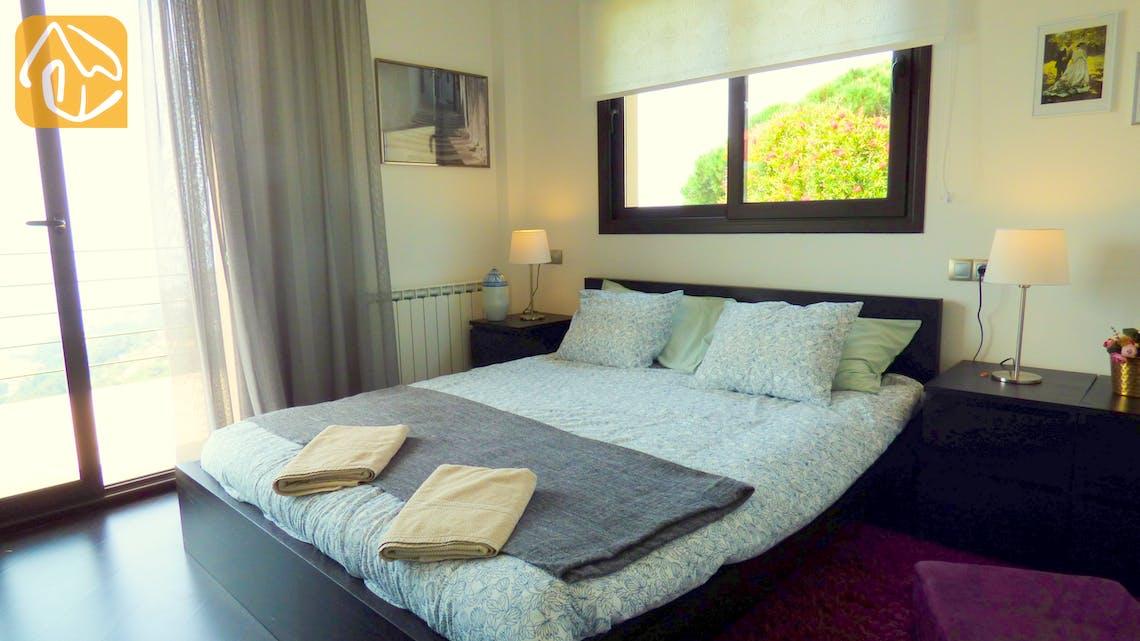 Vakantiehuizen Costa Brava Spanje - Villa Dulcinea - Om de villa