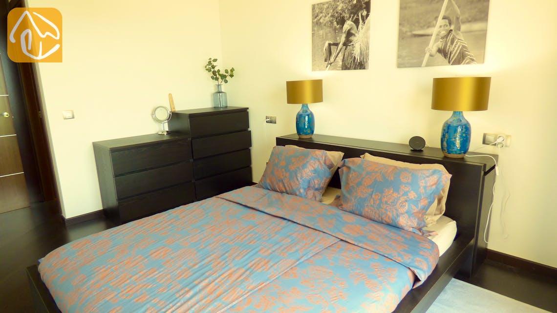 Ferienhäuser Costa Brava Spanien - Villa Dulcinea - Master Schlafzimmer