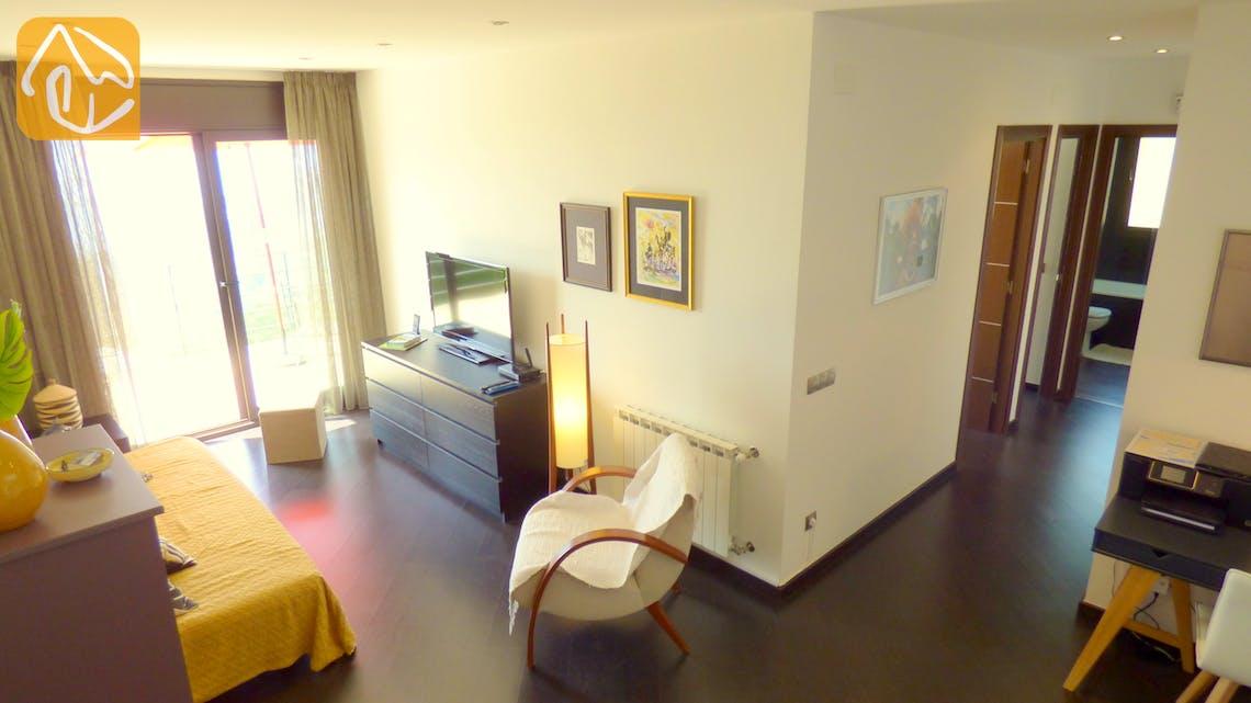 Ferienhäuser Costa Brava Spanien - Villa Dulcinea - Sitzecke