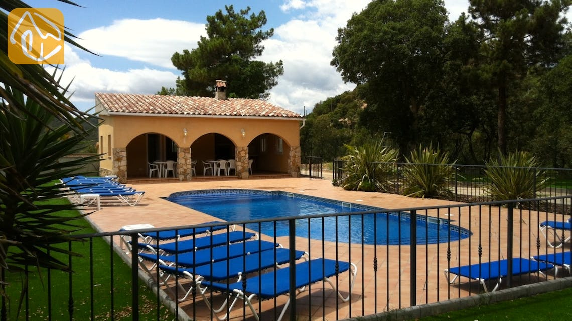 Holiday villas Costa Brava Spain - Villa Solimar -