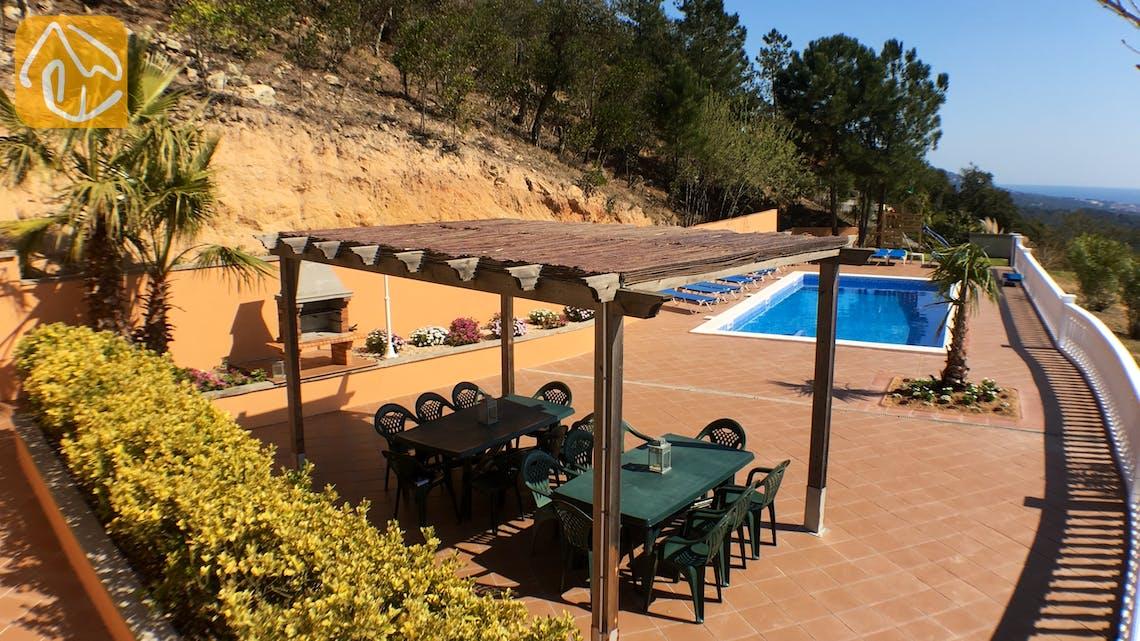 Villas de vacances Costa Brava Espagne - Villa Marimuntanya -