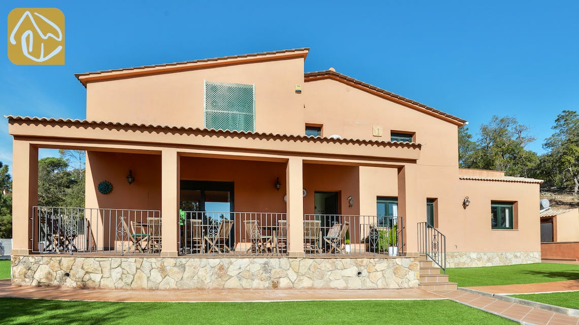 Holiday villas Costa Brava Spain - Villa Can Maeva -