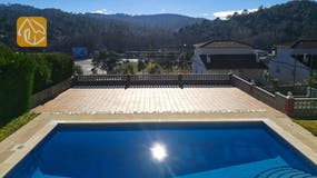 Holiday villa Spain - Villa Cristal - Swimming pool
