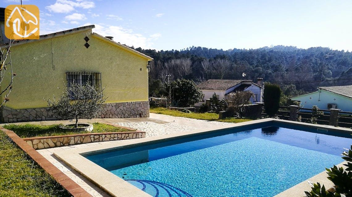 Villas de vacances Costa Brava Espagne - Villa Minta - Villa dehors