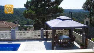 Holiday villas Costa Brava Spain - Villa Petunia - Villa outside