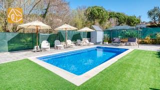 Ferienhäuser Costa Brava Spanien - Villa Pilarillo - Schwimmbad