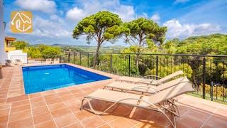 Casas de vacaciones Costa Brava España - Villa Amora - Piscina