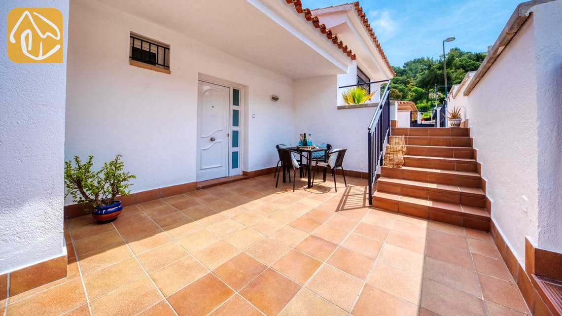 Villas de vacances Costa Brava Espagne - Villa Amora - Villa dehors