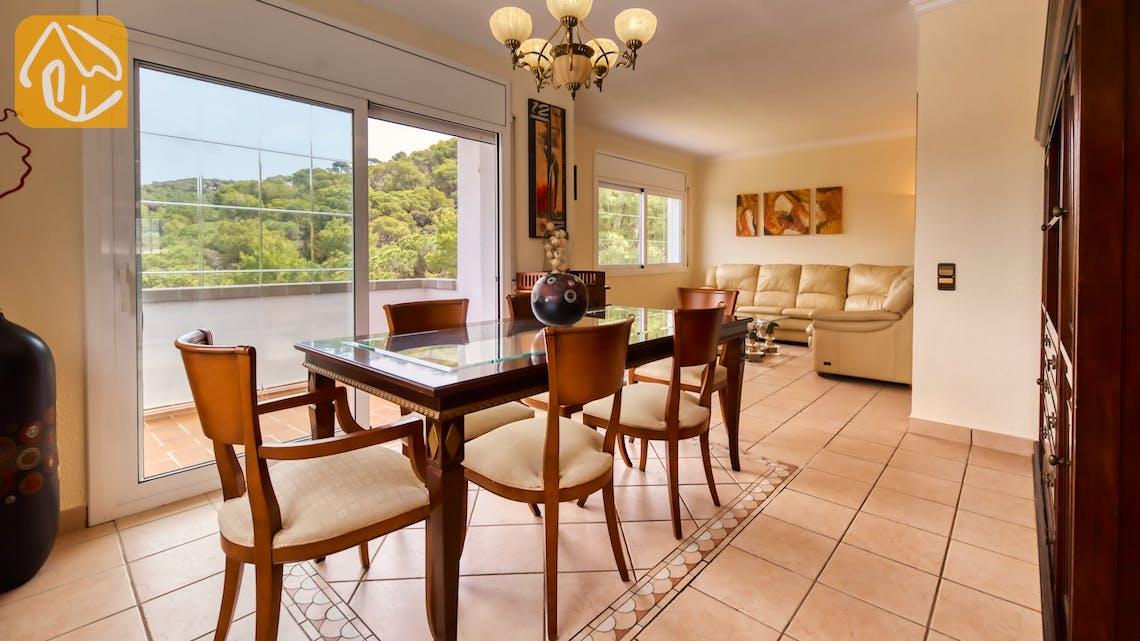 Holiday villas Costa Brava Spain - Villa Amora - Living room