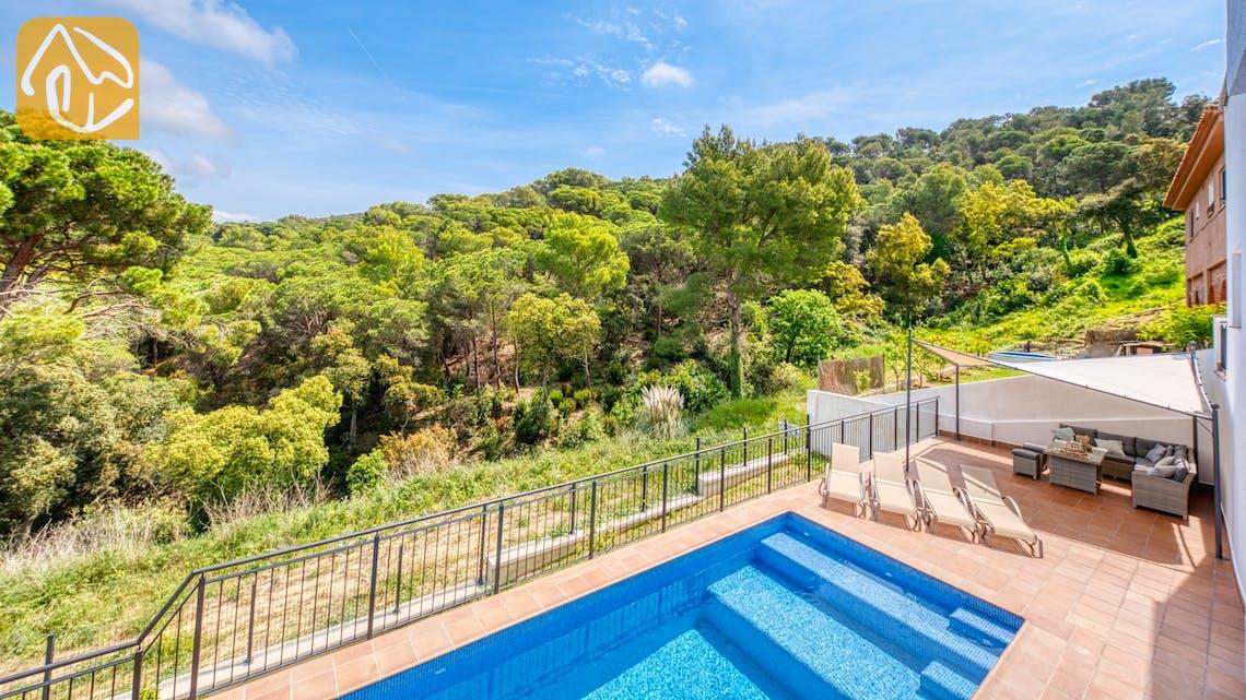 Casas de vacaciones Costa Brava España - Villa Amora - Alrededores
