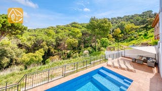 Holiday villas Costa Brava Spain - Villa Amora - Surroundings