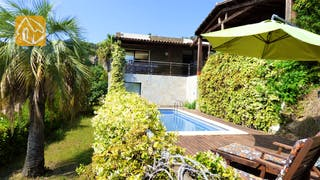 Holiday villas Costa Brava Spain - Villa Indra - Swimming pool