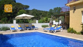 Holiday villa Spain - Villa Alicia - Swimming pool