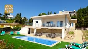 Vakantiehuizen Costa Brava Spanje - Villa SummerDream - Zwembad