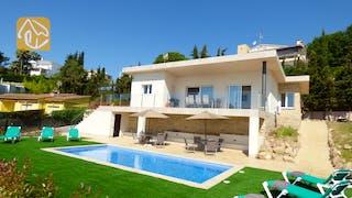 Villas de vacances Costa Brava Espagne - Villa SummerDream - Piscine