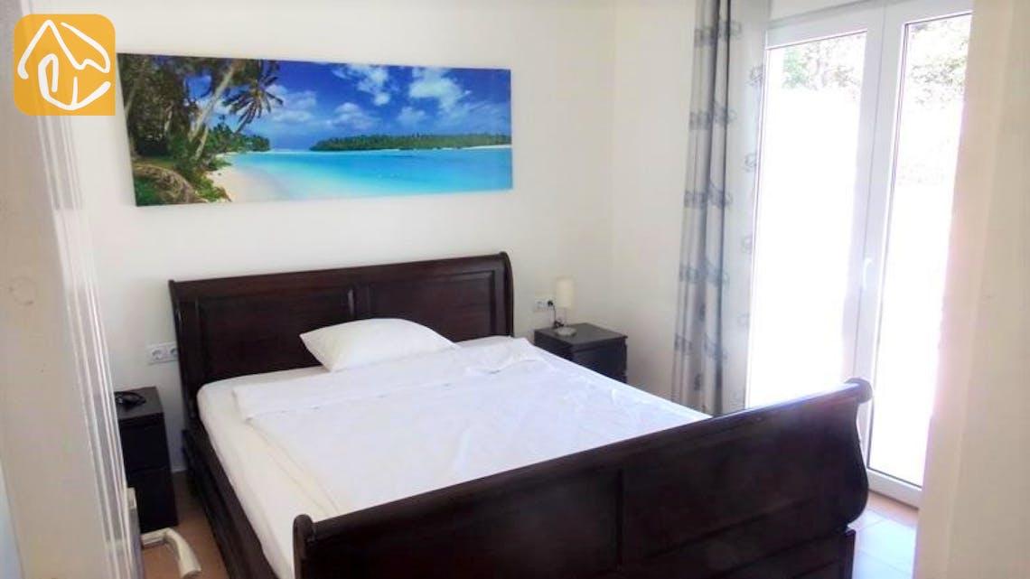 Ferienhäuser Costa Brava Spanien - Villa Monte Carlo - Schlafzimmer