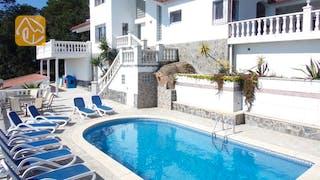 Ferienhäuser Costa Brava Spanien - Villa Promise - Schwimmbad