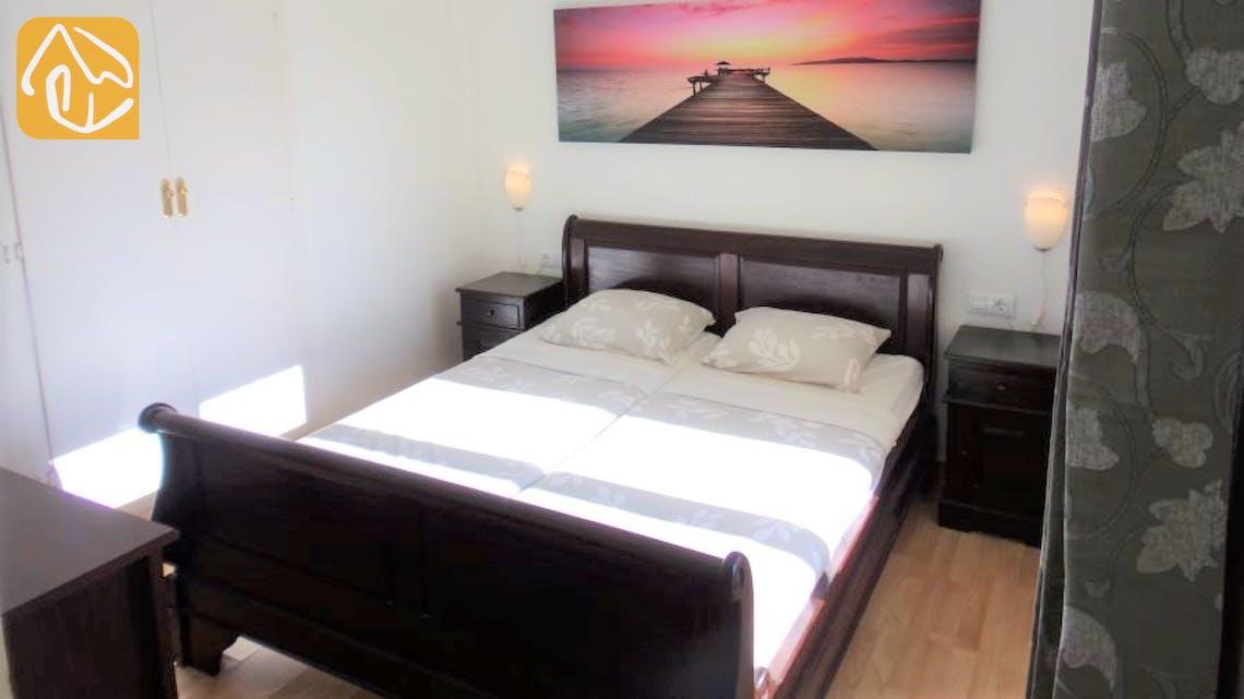 Ferienhäuser Costa Brava Spanien - Villa Tropical - Schlafzimmer