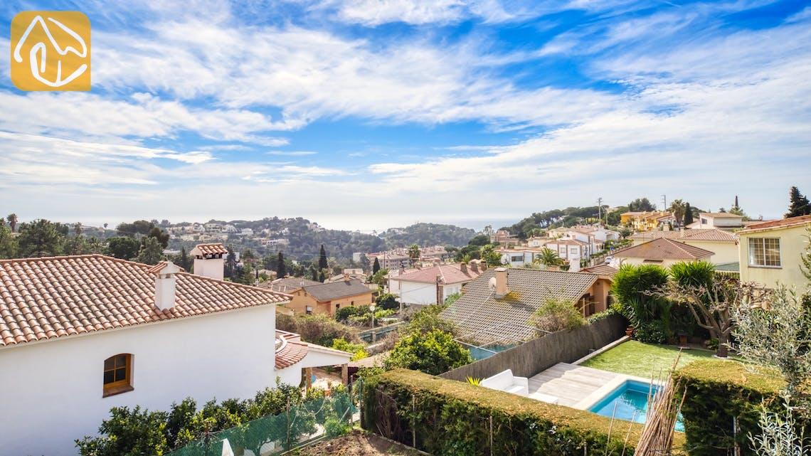 Vakantiehuizen Costa Brava Spanje - Villa Janet - Eén van de uitzichten