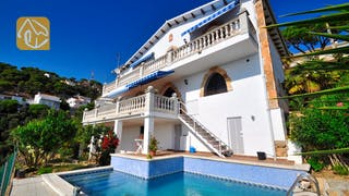 Holiday villas Costa Brava Spain - Villa Tresa -