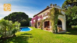 Casas de vacaciones Costa Brava España - Villa Luna Blanca -