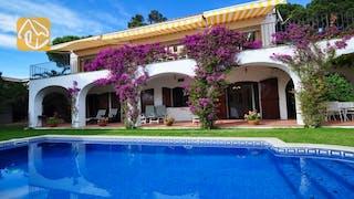 Ferienhäuser Costa Brava Spanien - Villa Luna Blanca -