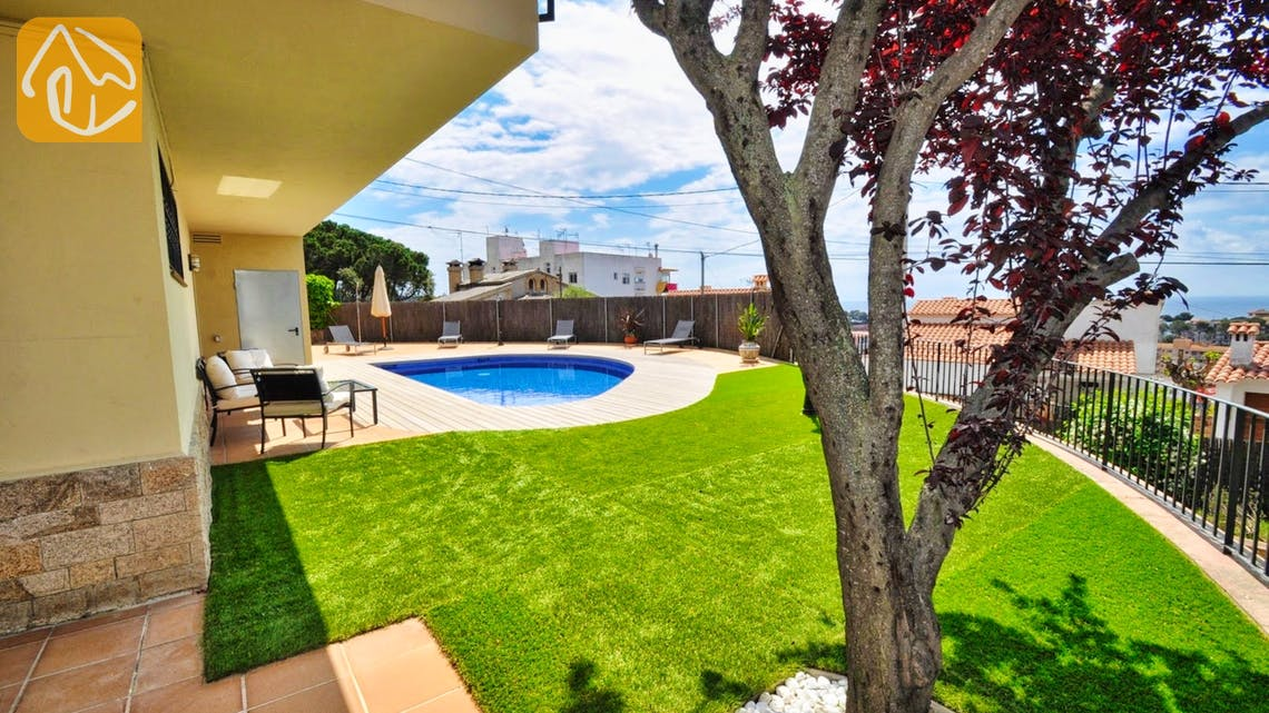 Holiday villas Costa Brava Spain - Villa SelvaMar -