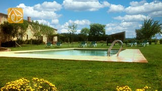 Holiday villas Costa Brava Countryside Spain - Can Amarillo - Swimming pool