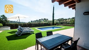 Holiday villa Spain - Villa Castello - Swimming pool