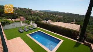 Casas de vacaciones Costa Brava España - Villa Castello - Piscina