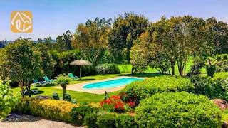 Holiday villas Costa Brava Spain - Can Mica - Villa outside