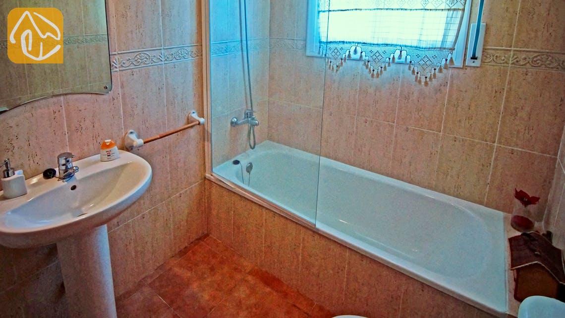 Ferienhäuser Costa Brava Spanien - Villa Nola - Badezimmer