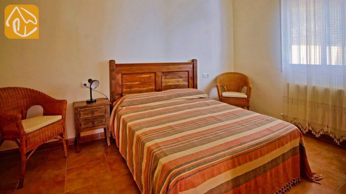 Ferienhäuser Costa Brava Spanien - Villa Nola - Schlafzimmer