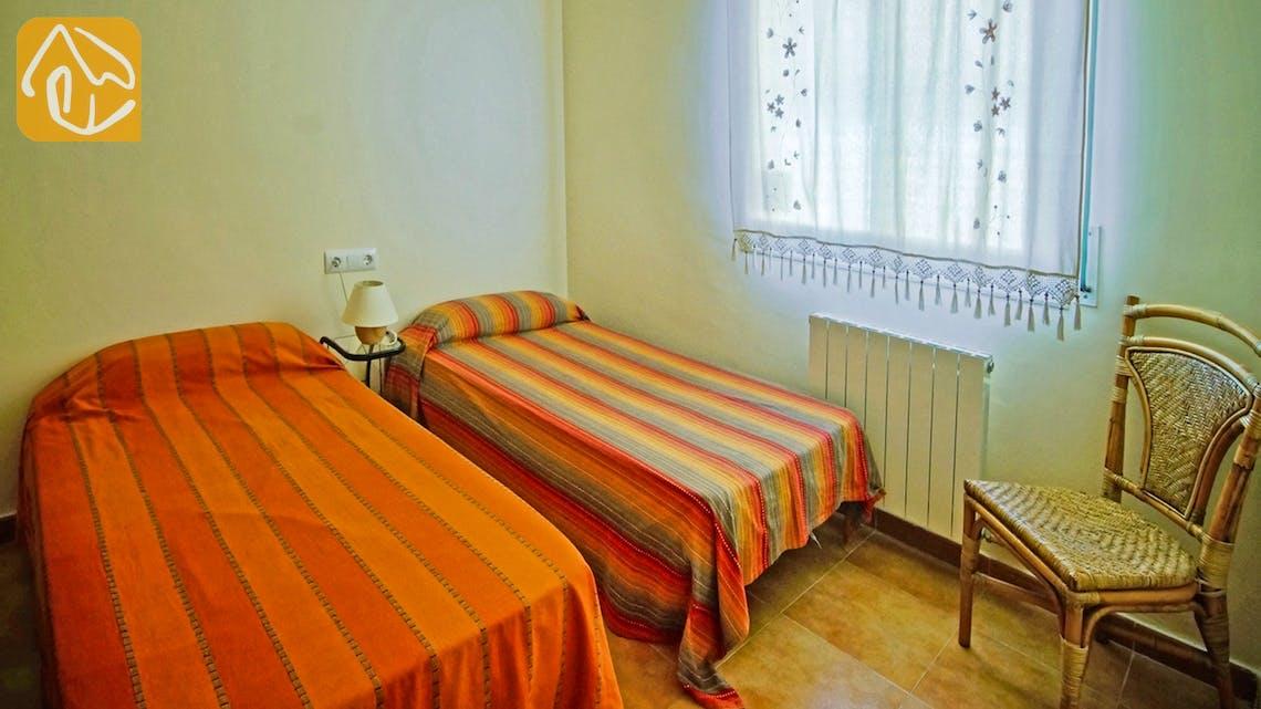 Holiday villas Costa Brava Spain - Villa Nola - Bedroom