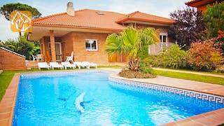 Holiday villas Costa Brava Countryside Spain - Villa Jasmin - Swimming pool