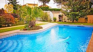 Ferienhäuser Costa Brava Countryside Spanien - Villa Jasmin - Schwimmbad