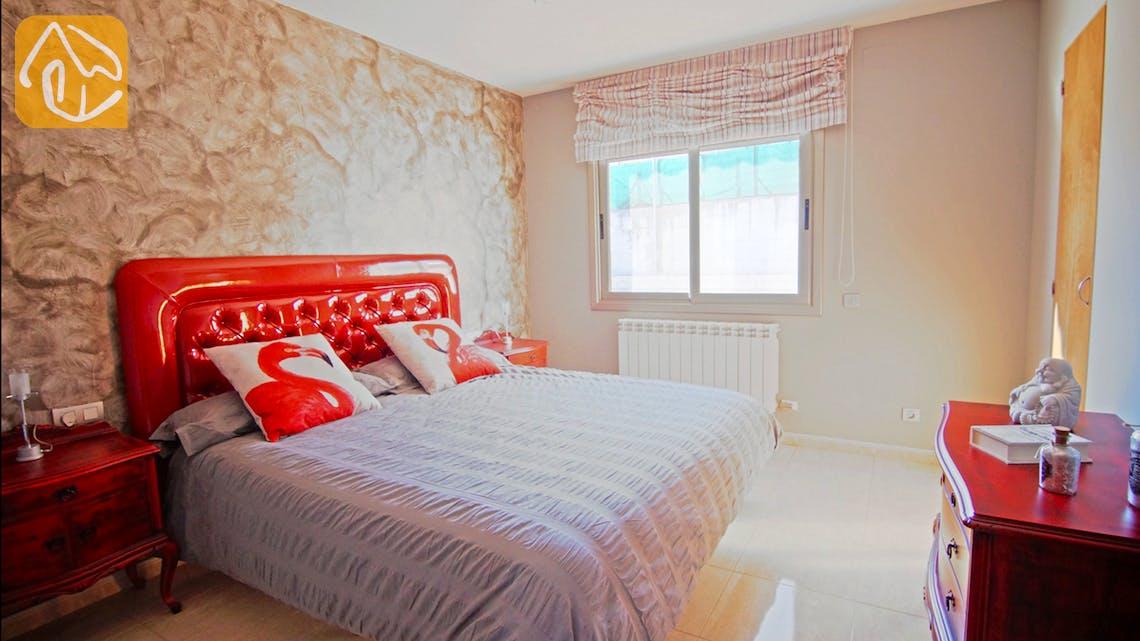 Holiday villas Costa Brava Countryside Spain - Villa Maralda - Bedroom