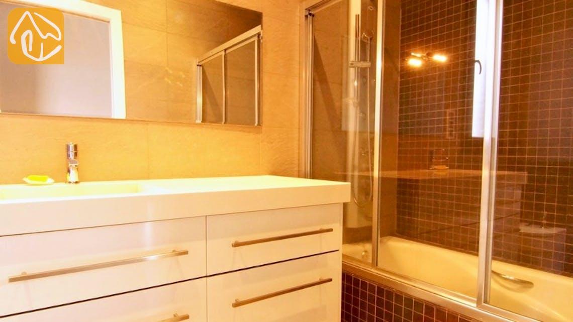Casas de vacaciones Costa Brava Countryside España - Villa Denise - En-suite bathroom