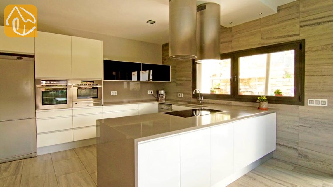 Casas de vacaciones Costa Brava Countryside España - Villa Denise - Cocina