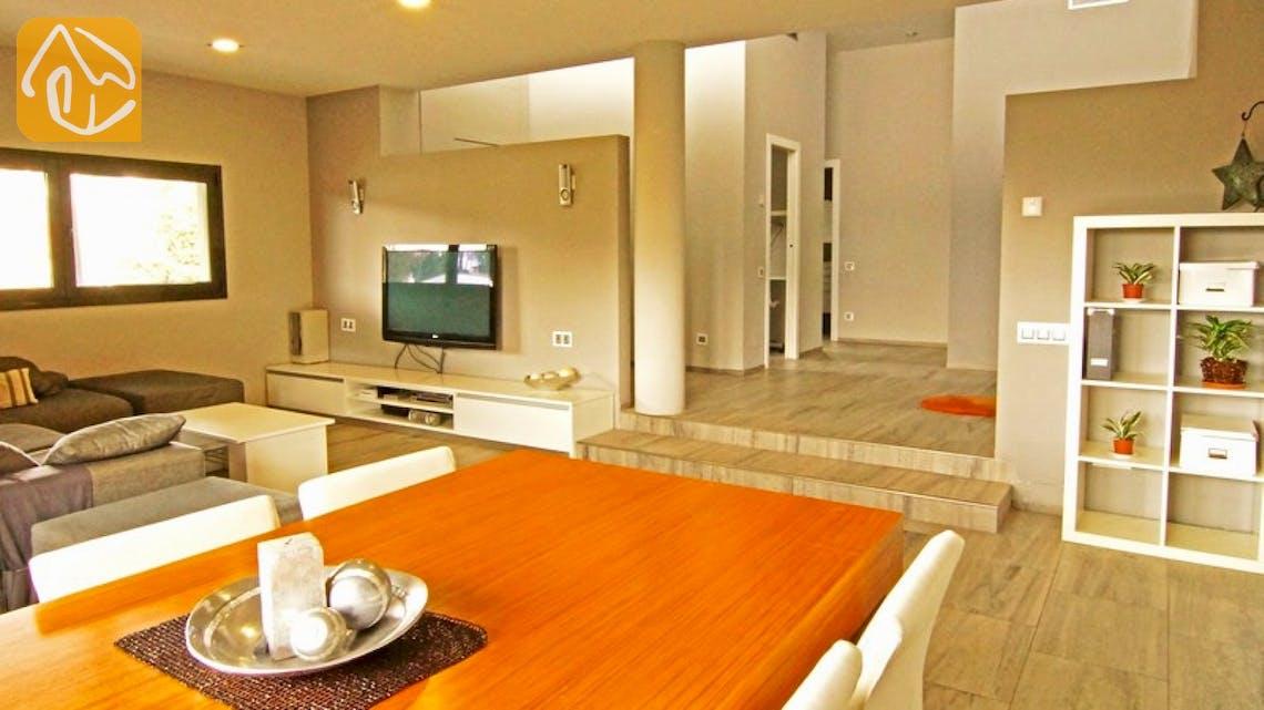 Casas de vacaciones Costa Brava Countryside España - Villa Denise - Salón