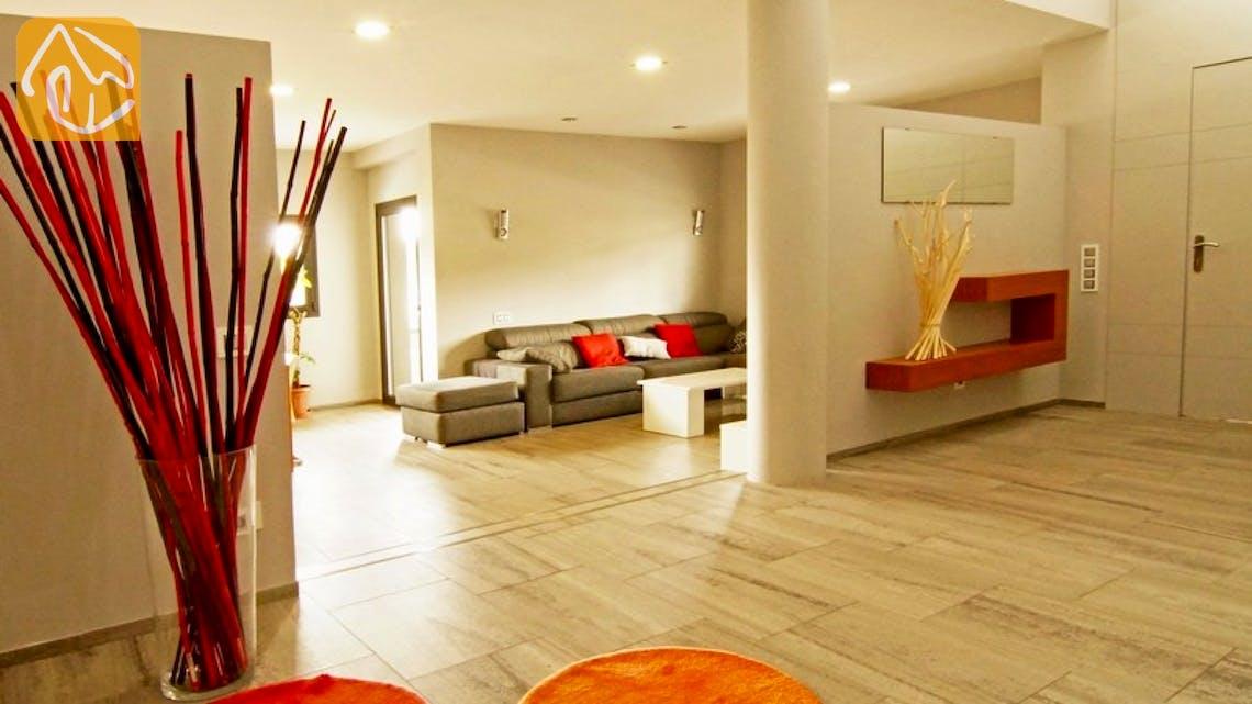 Casas de vacaciones Costa Brava Countryside España - Villa Denise - Corredor