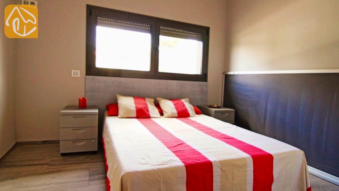 Casas de vacaciones Costa Brava Countryside España - Villa Denise - Dormitorio